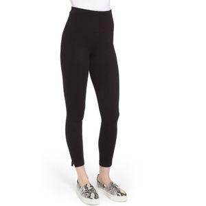 NEW Lysse High Waist Skinny Denim Leggings Black M